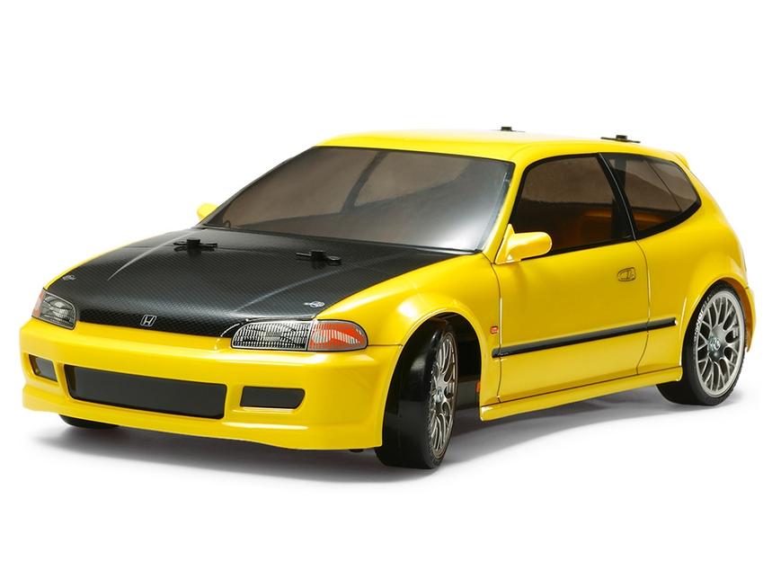 Tamiya Honda civic SiR Drift Spec 1 10 Radio Control Car Kit TT-02D 58637